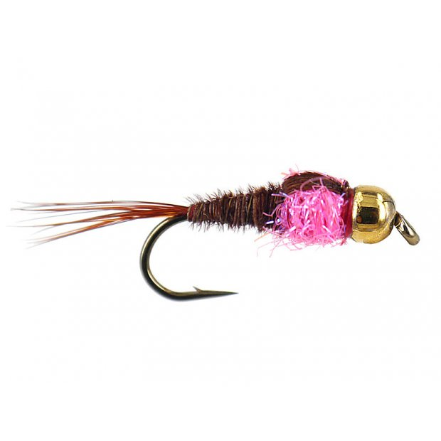 TG Tactical Pheasant Tail Pink Collar