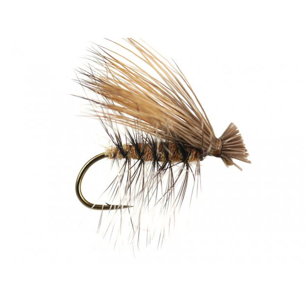 Tan Superb Elk Hair Caddis