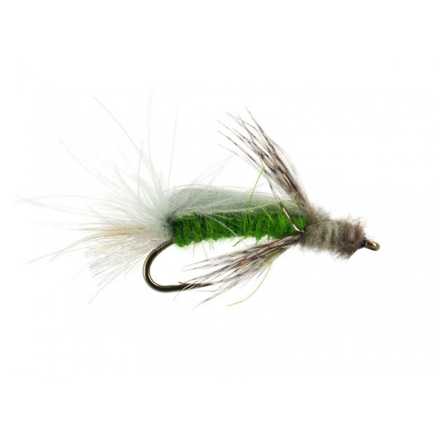 CDC Caddis Emerger - Green