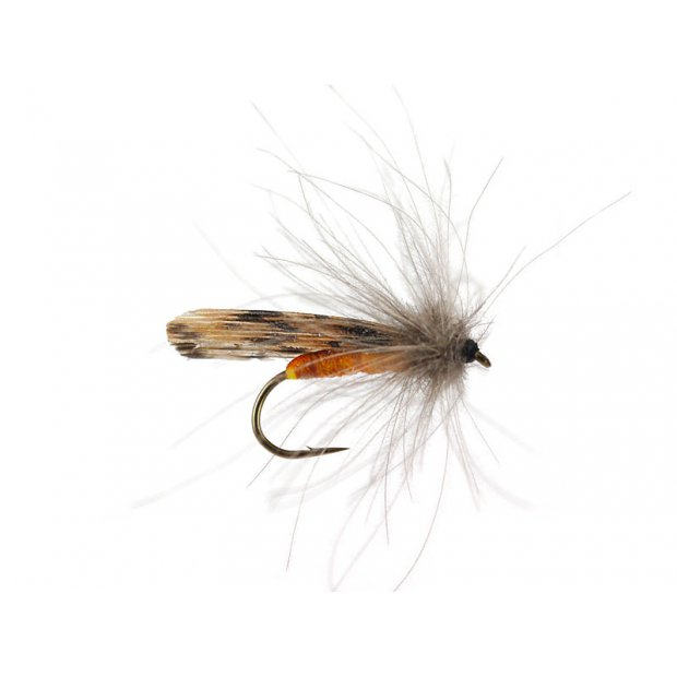 CDC Medium Sedge Fly - Cinnamon