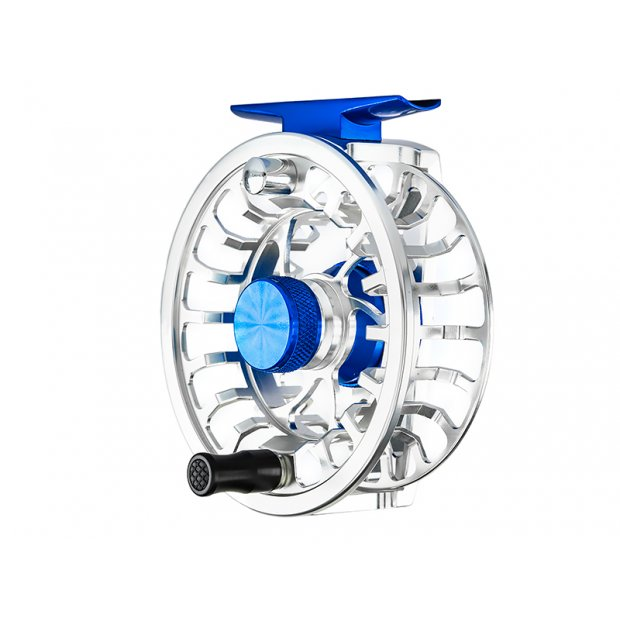 Fly reel LIGHT SUPERB 900 - silver