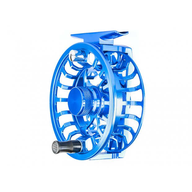 Fly reel LIGHT SUPERB 900 - blue
