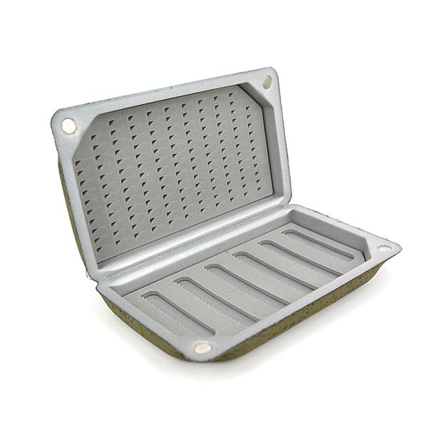 Fly Box FOAMBOX ELITE CORKY large - olive