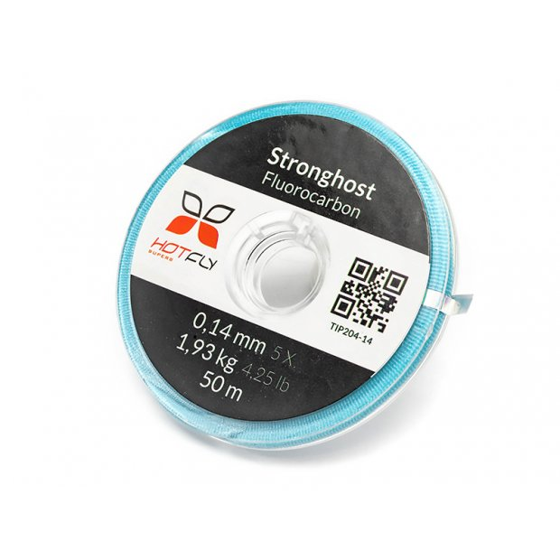 Fluorocarbon tippet material STRONGHOST