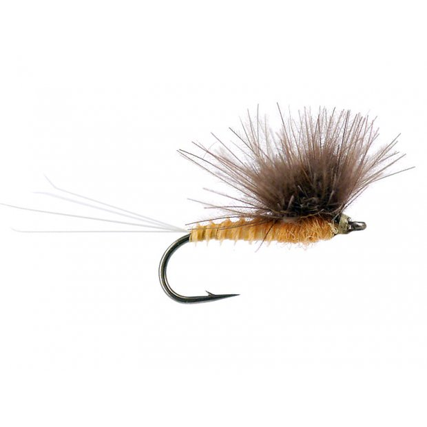 CDC Hackle Stacker - Sulpher