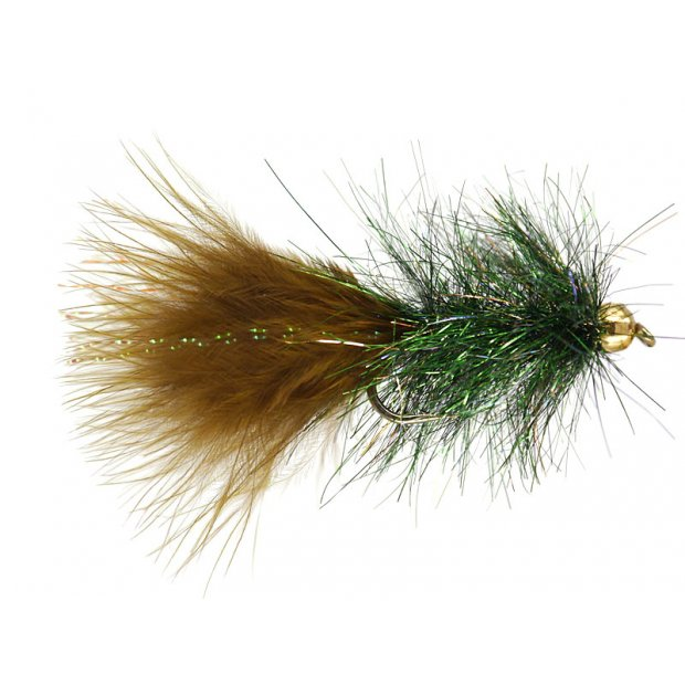 Coffeys Sparkle Minnow - Peacock