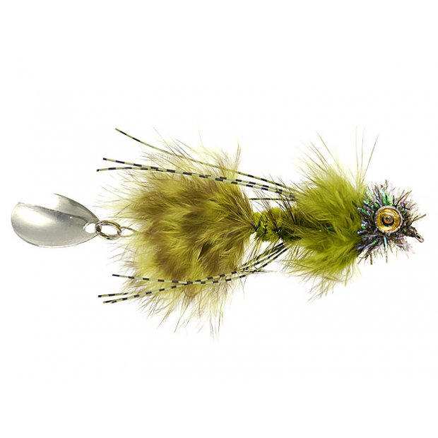 Kingfisher Heavy Metal Sculpin - Olive