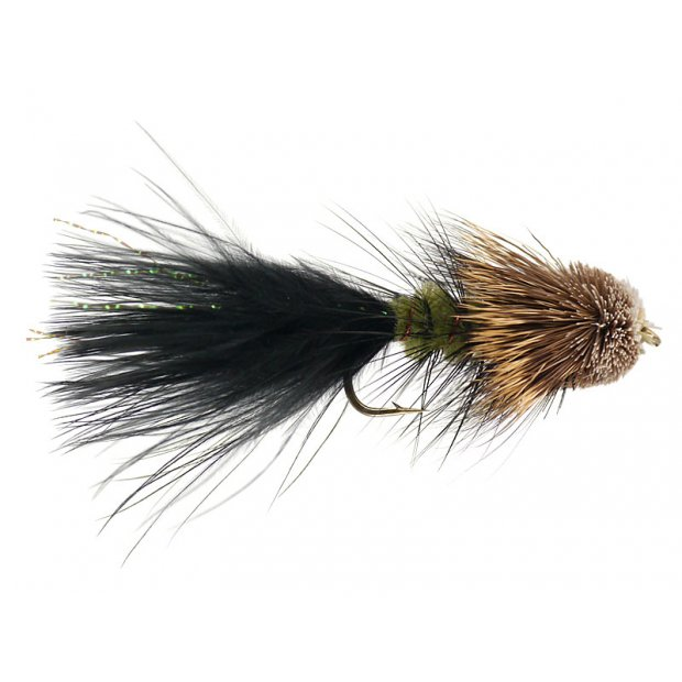 Bow River Bugger - Black