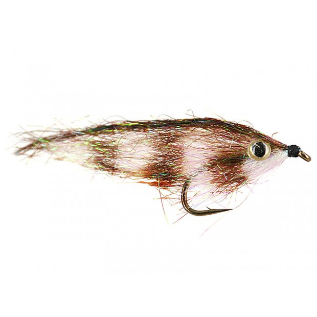 Marks Brown Barred Flash Streamer