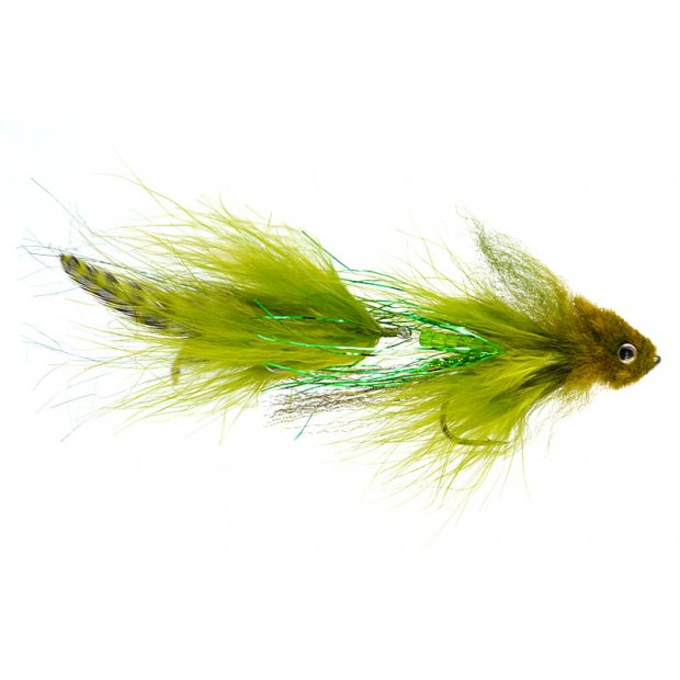 Jointed Sculpin Olive