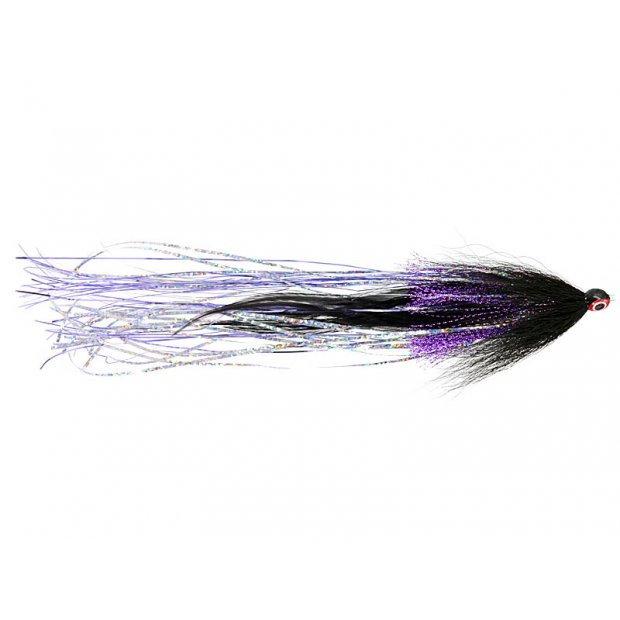 Ales Pike Whisperer purple black - 26 cm
