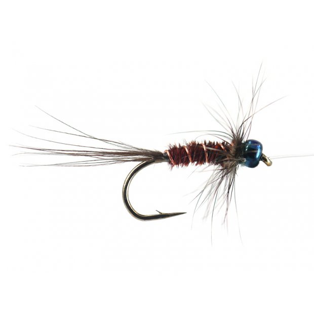 River Pheasant Classic Grizzly Hackled