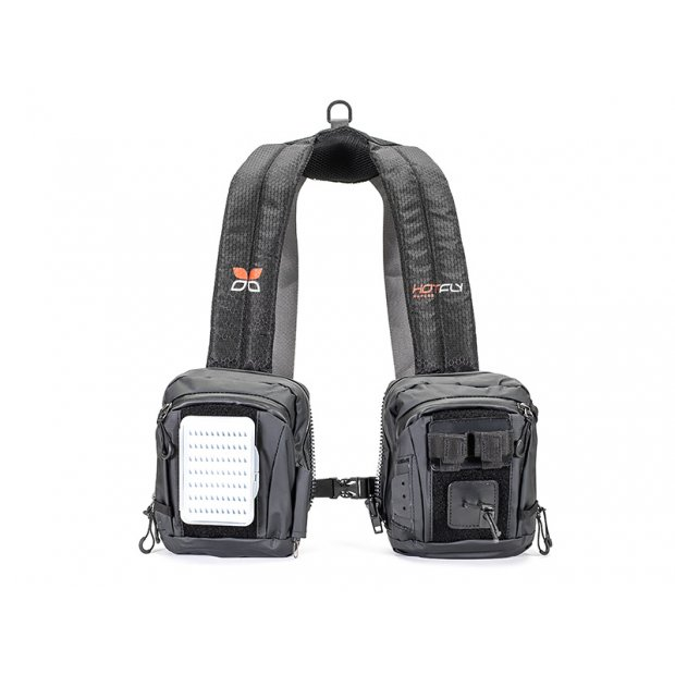 Chestpack FRONTPACK BLACK EDITION hotfly