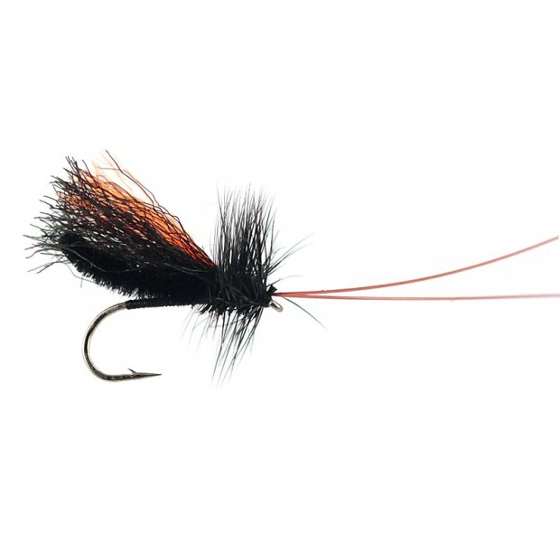 Slickwater Caddis - Black 14